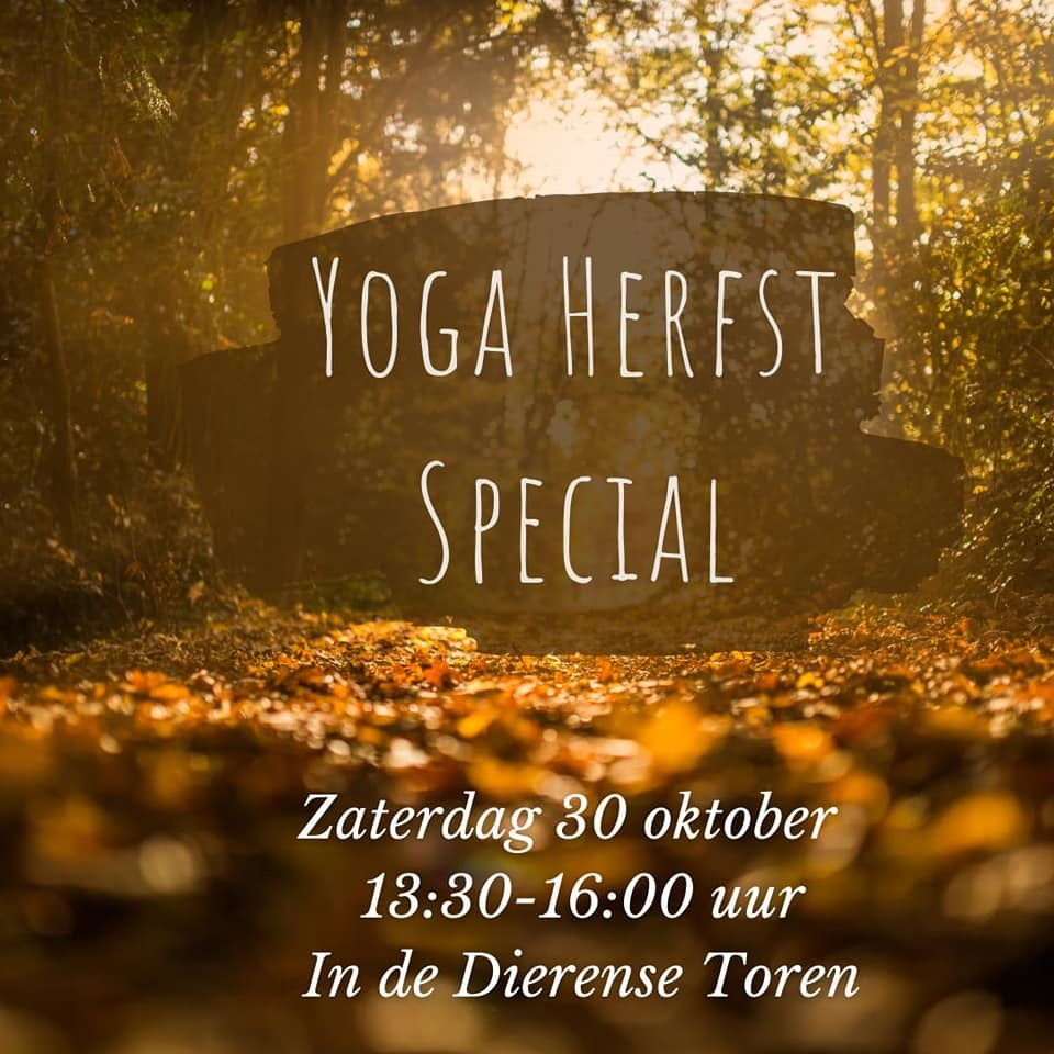 Verwarmende Herfst Yoga Workshop